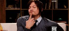 So hot! Norman Reedus gif