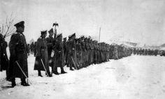 Regimiento Formado en Punta Arenas