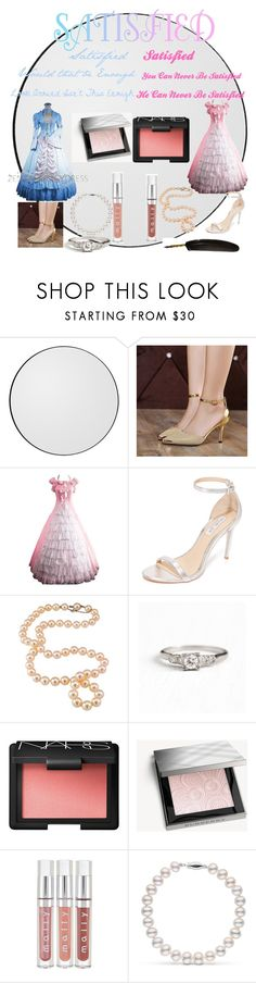 """""""You Will Never Be Satisfied"""" by blackslovokia ❤ liked on Polyvore featuring Rachel Zoe, NARS Cosmetics and Burberry"""