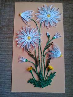 Quilling Blog o pracach z papierowych pasków