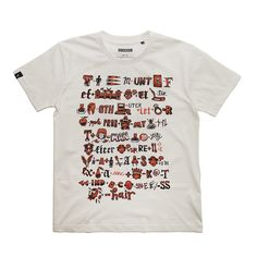 """T-post® T-shirt #122: These days, everything is supposed to be fast and effective – that goes for information as well as in life. Get your quick fix and jump to the next thing. Nobody has the time to dig deep in to anything anymore, """"just tell me what's up so I can be on my way"""". Is there really any point making an album, if all we care about is a hit-single?"""