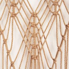 BETSY wall hanging size: 57cm x 102cm (22 x 40) materials: wood, terracotta cotton rope * This piece is a product of the creative work. Size and proportions can slightly vary. Every work is unique