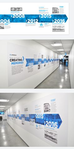 Legend Timeline Graphic on Behance Wayfinding Signage, Signage Design, Layout Design, Ticket Design, Design Design, Environmental Graphic Design, Environmental Graphics, Office Timeline, Office Wall Design
