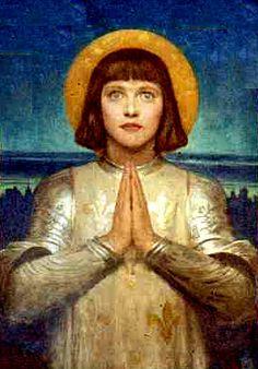 Joan of arc saint jeanne d'arc joan the maid