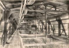 Km 130: Tranvía aéreo y lavadero de mineral de la Orconera Aerial Tramway, Engineering Firms, Work System, Pulley, Basket, Minerals, Engineering Companies, Cable Machine, Snail
