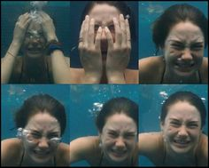 """""""Why'd you have to tell me in the goddamn pool?"""" Shailene Woodley -The descendants The Descendants Movie, Shailene Woodley, George Clooney, Films, Movies, Face Claims, Feature Film, Woody, Badass"""