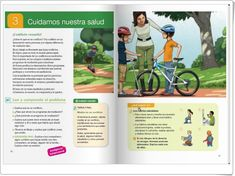 """Unidad 3 de Ciencias de la Naturaleza de 4º de Primaria: """"Cuidamos nuestra salud"""""""