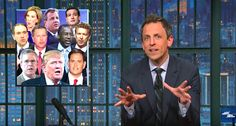 Seth Meyers: Iran prisoner swap shows GOP will 'sh*t all over' anything Obama does