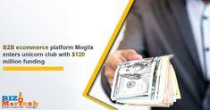 B2B ecommerce platform Moglix enters unicorn club with $120 million funding #b2b #platform #million #b2bmarketing #b2bnews #unicornclub Unicorn Club, Ecommerce Platforms, Playing Cards, Activities, Business, Playing Card Games, Store, Business Illustration, Game Cards