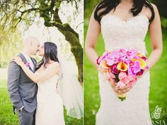 Vancouver Wedding Photographer- vasia photography - Part 11. Florals by Flower Factory.