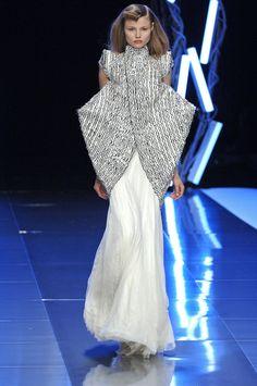 Alexander McQueen | Dress | Spring/Summer 2008 | British | Paris Fashion Week