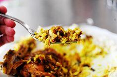 Tom's Trinidadian Chicken Curry