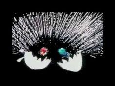▶ Norman McLaren - A Phantasy in Colors - YouTube