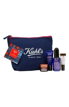 Kiehl s Since 1851  Healthy Skin Essentials  Set ( 95 Value) available at   6917cf802673f