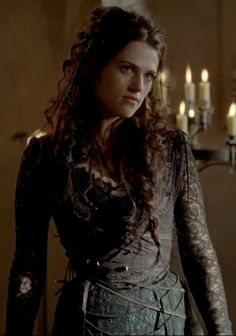 7b880f68de Morgana has gone dark and her clothes reflect that! Jennifer Lawrence