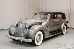 1939 Packard Twelve, final yr-pckrd V12/175hp, prod-446, this is most expensive 39 offerd-style 1253/lng whlbs, 16-200. http://www.ebay.com/usr/circa19century