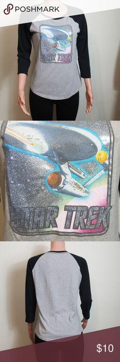 hot!new Star Trek Short Sleeve T-Shirt cos