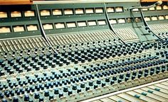 The Recording and Film Consoles, page!