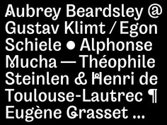 The Nouveau Grotesque is inspired by handdrawn typefaces from art nouveau posters. It combines the playfulness of the art nouveau typefaces with a modern grotesque. The original font was part of the corporate identitity of culture cafe KUAPO (Leipzig).