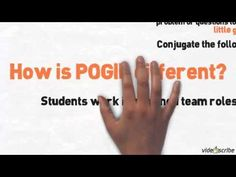 All about Pogils - from Youtube