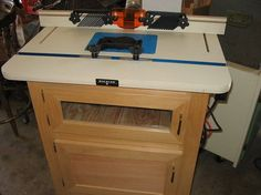 Ujk technology 6mm aluminium router table insert plate pinterest router table cabinet greentooth Choice Image