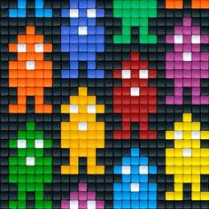 Robots | Pixel Party