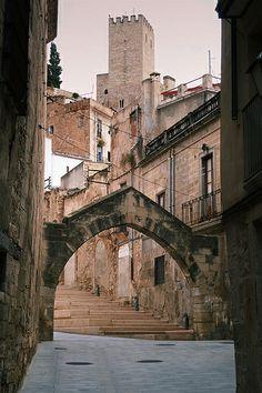 TORTOSA - SPAIN -
