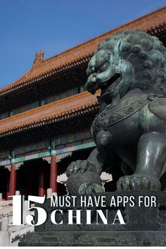 15 must have apps in China