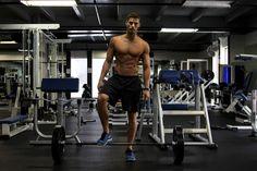 Eric Richard Allen by Ashley Brozic (2014) for Hottest Trainer 2014. #EricAllen #EricRichardAllen #model #malemodel #supermodel #malesupermodel #trainer #fitness #AshleyBrozic #MC2Models #FordModels_Chi #KimDawsonModels #Dillards #smile #winner #gym #abs #pecs