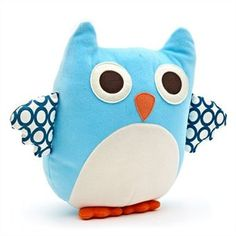 stuffed owl Grammy is going to make this, she just doesn't know it yet!