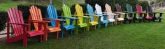 SHINE COMPANY Adult Cedar Adirondack Chair 11 COLORS !! FREE SHIP !! #SHINE $168.99
