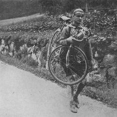 Tour de France var ikke det samme tilbage i 1903.