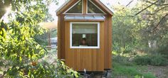 CuteTinyHome | Her Tiny Home May Be Just 140-Square-Feet— But Wait Until You See What's Inside