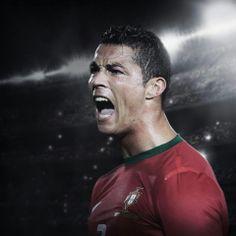 Great player! Great team! #Portugal #CR7 #Cristianoronaldo #Football