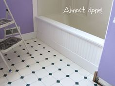 How to make a beadboard surround for your tub