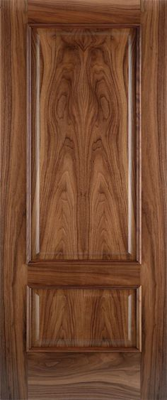 Iris 2-Panel Walnut(FD30) Bespoke - Front & Solid wood interior doors that aren\u0027t knotty pine. Very nice. -MB ... Pezcame.Com