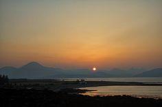 Isle of Skye Sunset Photograph  - Isle of Skye Sunset Fine Art Print