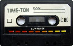 Casette Tapes, Tape Recorder, Field Guide, Mixtape, Nostalgia, Audio, Marie Gomez, Retro, Ephemera