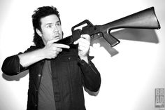 'We're Off To See The Wizard!' @JoshMcDermitt of @AMCTheWalkingDead for #DreamLoudOfficial. It's been an emotional, deadly, crazy, uproaring, exciting, heart pounding, fan frenzy of a season for the AMC smash hit series, and let's just say tonight's Season Finale will include all those emotions and then some! Are you excited to see the Season Finale? Who will you be sad to lose? Tune in tonight to the Season Finale at 9/8c only on AMC! #TWDFinale / Photograph By @Bradley206 #BradEverettYoung