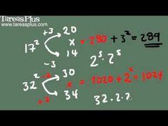 Método para encontrar el cuadrado de cualquier número de dos cifras sin necesidad de utilizar una calculadora.