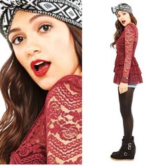 Everything in Bethany's clothing line is so cute! Love you Beth!