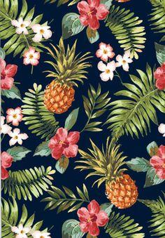 Flores Tropicais - Posterity