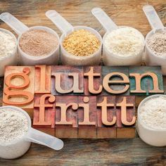 Do you feel bloated and cramping after you eat? Do you feel fatigued all the time? You may want to go get tested for gluten sensitivity at the doctor! What Is Gluten Free, Gluten Free Meal Plan, Gluten Free Recipes, Keto Recipes, Gluten Free Flour, Gluten Free Baking, Dairy Free, Atkins, Pan Sin Gluten