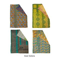 Look what I found at UncommonGoods: kantha blanket... for $100 #uncommongoods