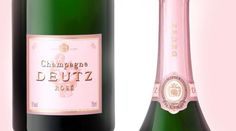 Champagne Deutz Rose