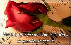 Buon San Valentino! Ti amo! 14 Febbraio Poems, San Valentino, Thoughts, Feelings, Gifs, Holidays, Quotes, Vacations, Quotations