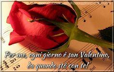 Buon San Valentino! Ti amo! 14 Febbraio