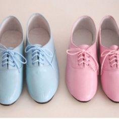 Pastel shoes! #instagram