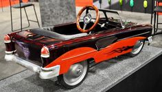 hot rod 55 Chevy...