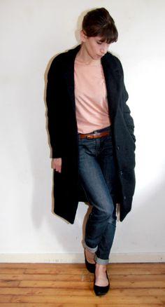 Malu coat / Schnittchen patterns // Jolies bobines